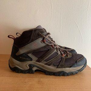 Columbia Men's Woodburn Mid Hiking Boot sz 11